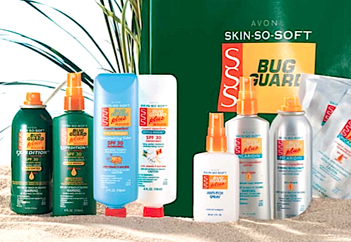 Avon-Bug-Guard-Collection